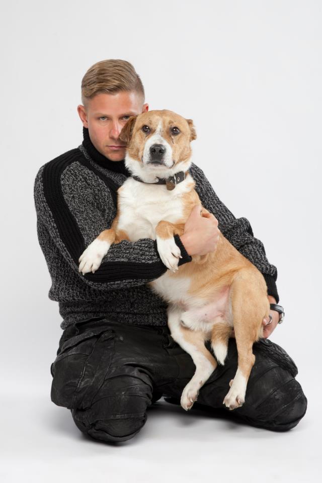 Митя Фомин и собака из приюта